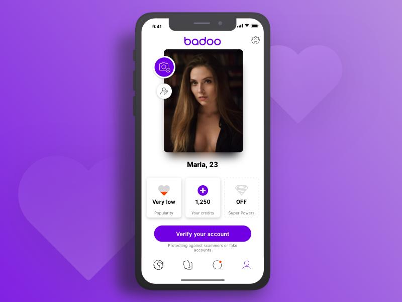 Site login mobile badoo Badoo mobile